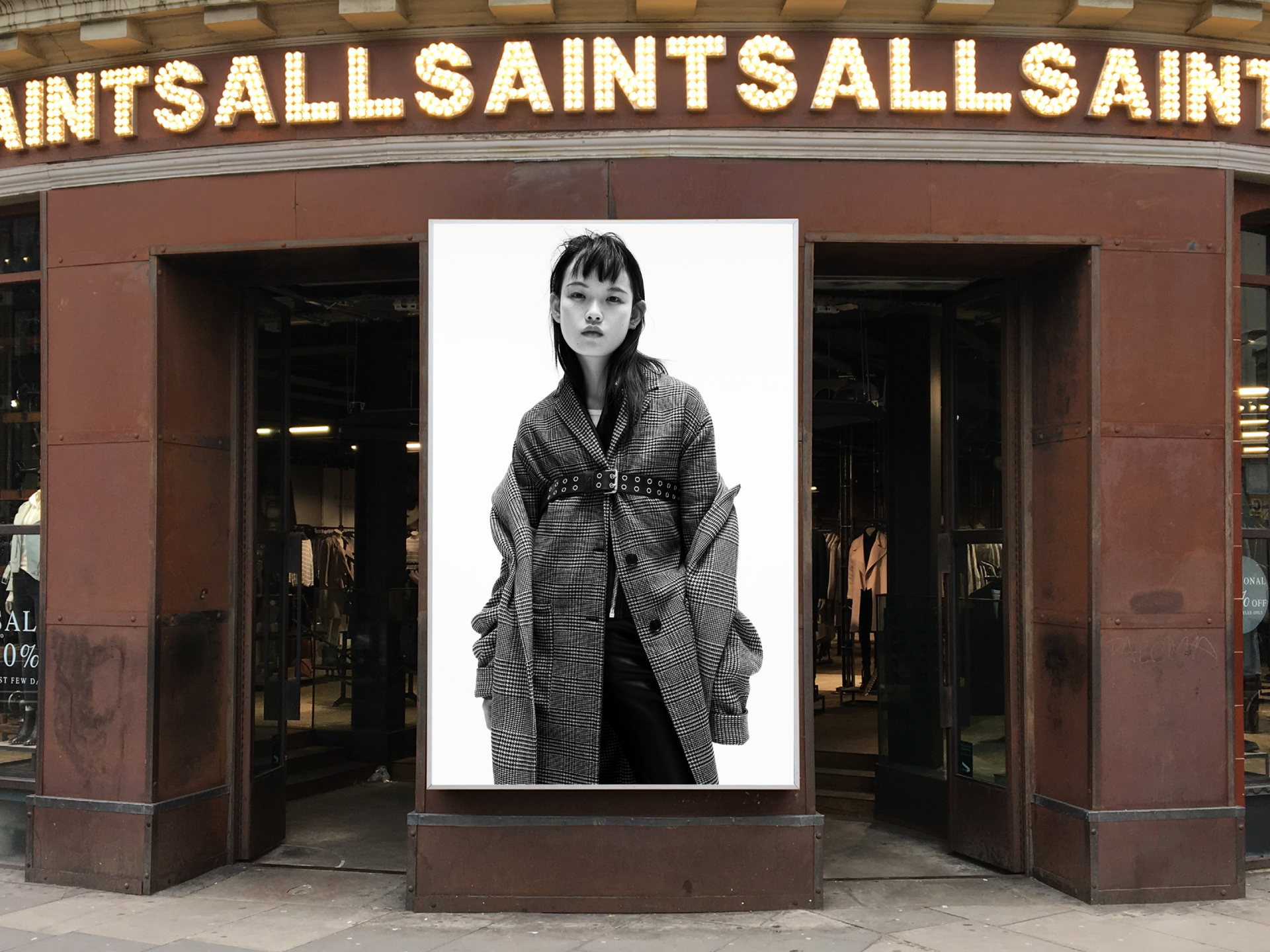Naël Monfray. Graphic Designer at AllSaints.  Previously at: Studio Ouput, Design by Atlas  and me&him&you. contact@naelmonfray.fr Homepage